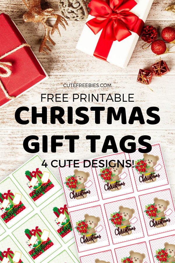 graphic regarding Diy Gift Tags Free Printable identified as Printable Xmas Reward Tags And Far more! - Lovely Freebies For Your self